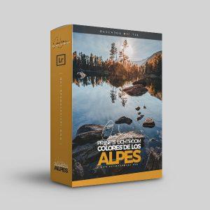 Colores de los Alpes